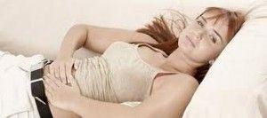 La hinchazón abdominal es una desagradable sensación que afecta a un gran número de mujeres.