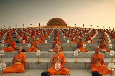 La meditación ha sido una parte de la práctica espiritual y religiosa de la humanidad a lo largo de su historia.