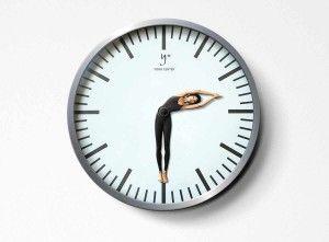 Es muy importante llegar puntual a una clase de Yoga.