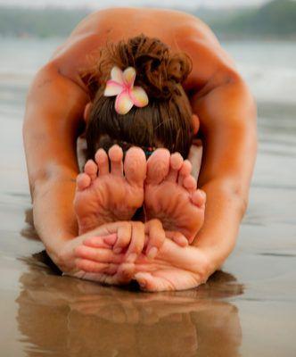 yoga en verano
