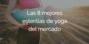 esterillas de yoga