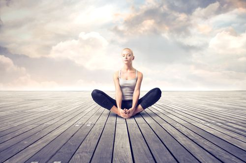 Tu cerebro durante el yoga