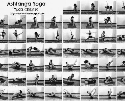 Primera serie del método Ashtanga: Yoga Chikitsa