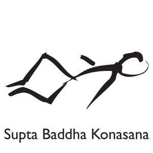 supta-baddha-konasana