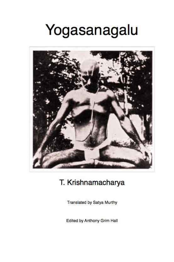 Yogasanagalu, T. Krishnamacharya