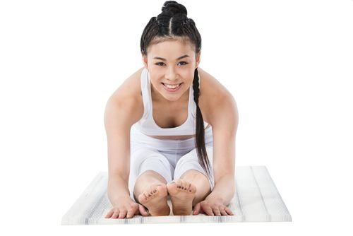 Cinco razones por las que el yoga te hace una persona más feliz