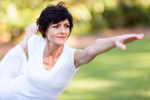 Yoga para los mayores