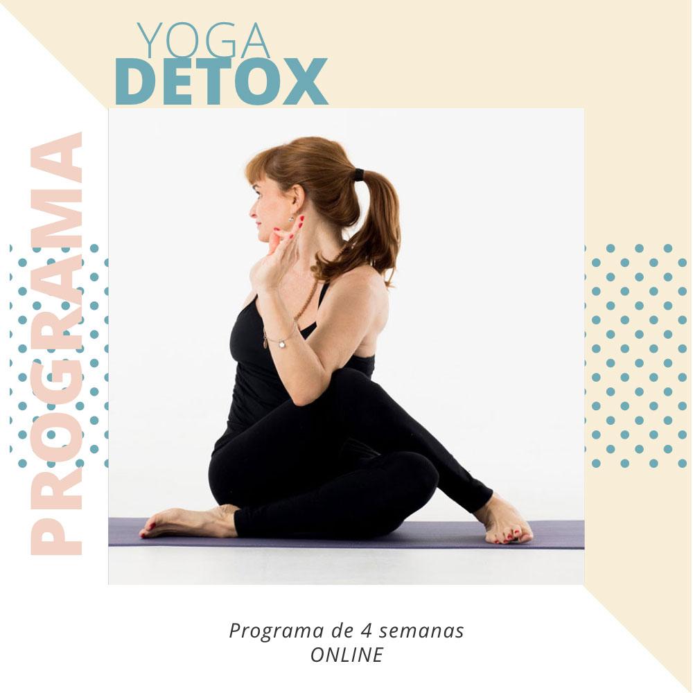 Categoría Taller Detox: Programa Yoga Detox