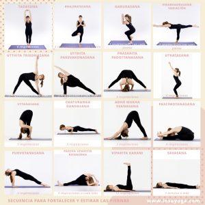 Yoga para desarrollar el valor